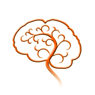 Logo for the event - brain outline