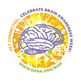 Brain Awareness Week logo